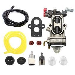 AISEN Carburetor Carb Gasket Fuel Line Filter Grommet for Hu