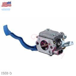 Carburetor For Husqvarna 125B 125BX 125BVX Poulan Leaf Blowe