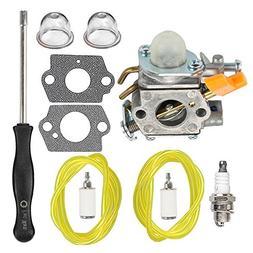 HIPA 308054034 308054014 Carburetor with Tune Up Kit for Ryo