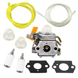 USPEEDA Carburetor Parts for Ryobi Blower RY08554 RY09907 Le