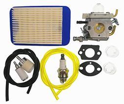 Hestish Carburetor + Air Filter Tune Up Kit for ECHO PB403H