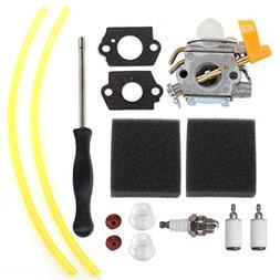 AISEN Carburetor Air Filter Tune Up kit for Ryobi RY09053 RY