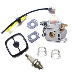 Carburetor Tune-Up Service Kit Air Filter & Fuel Line kit fo