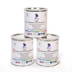 Coloreedepoxies 10022 Light Beige Epoxy Resin Coating Made w