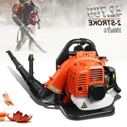 commercial gas leaf blower backpack gas powered