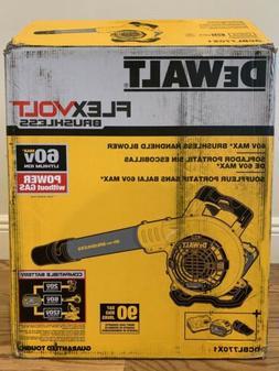 DEWALT DCBL770B FLEXVOLT 60V MAX Handheld Brushless Leaf Blo