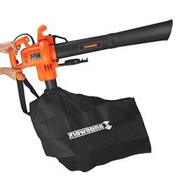 Händewerk Electric Corded Leaf Blower Vacuum and Mulcher wi