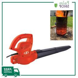 Electric Handheld Leaf Blower Sun Joe 155 MPH SBJ597E-RED 6