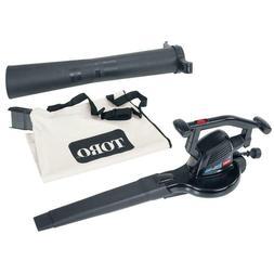 Toro Super 240 MPH 270 CFM 12-Amp Electric Handheld Leaf Blo
