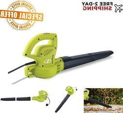 Electric Handheld Lightweight Leaf Blower 155 MPH 200 CFM 6