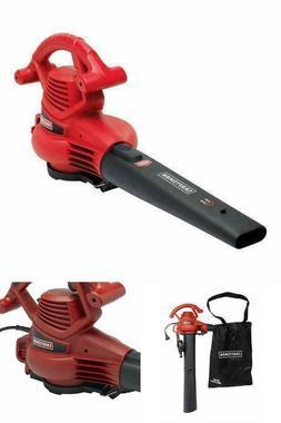 Electric Leaf Blower Vacuum Sucker Shredder Lawn Yard Mulche