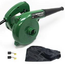 Electric Leaf Sweeper Blower & Vacuum 5A Corded Heavy Duty 6