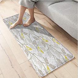 Flannel Anti-skid carpet mat Living room bedroom carpet Indo