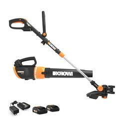 FREE SHIPPING WORX Command Feed String Trimmer and Turbine L