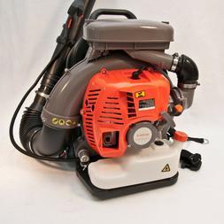 Gas-Powered leaf blower, 80cc back pack leaf leaf blower