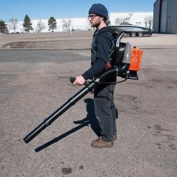 Tool Tuff Gas-Powered leaf blower, 63 cc back pack leaf leaf