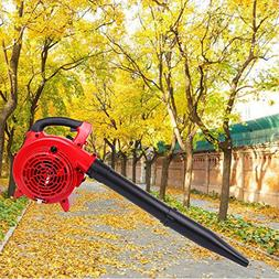 PanelTech Gas Powered Leaf Blower and Vacuum Handheld 26cc 2