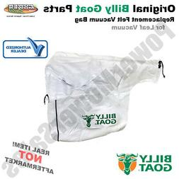 Billy Goat Genuine Replacement Felt Vacuum Bag for Leaf Vacu