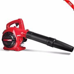 GOOD MEDIA Gas Powered Yard Leaf Blower Hyper Tough 180 MPH/