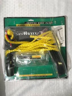 Gutterwhiz GW1 Gutter Cleaning Tool Heavy Duty Pole Special