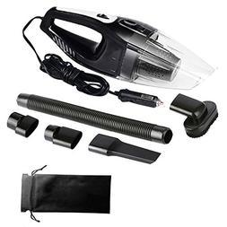 Handheld Car Vacuum Cleaner 120W, Udyr 12V 4000PA Suction Po