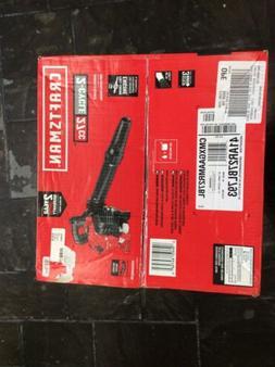Craftsman Handheld Gas Leaf Blower 27-cc 2-cycle 205-MPH 450