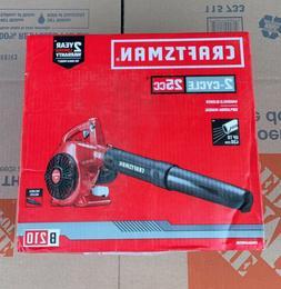 CRAFTSMAN Handheld Gas Leaf Blower B210 25-cc 2-Cycle 200-MP