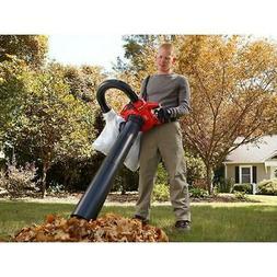 Handheld Gas Leaf Blower Vacuum 150 MPH 460 CFM 25.4cc 2-Cyc