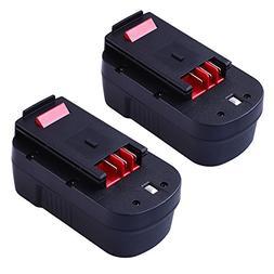 GERIT BATT 3.6Ah Replace Black and Decker 18V Battery HPB18