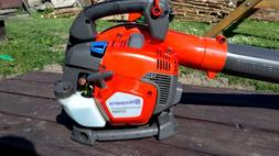 Husquarna Handheld Gas Leaf Blower 525 BX  NEW IN BOX)  NEW