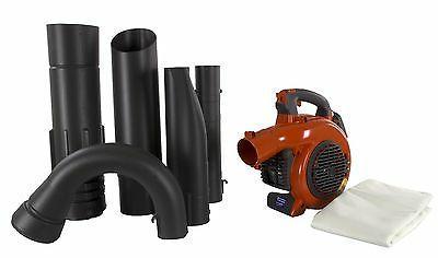 New Husqvarna 125BVx 28cc 2-Cycle MPH Vacuum