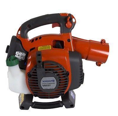 New Husqvarna 125BVx 28cc 2-Cycle 170 MPH Lawn Vacuum
