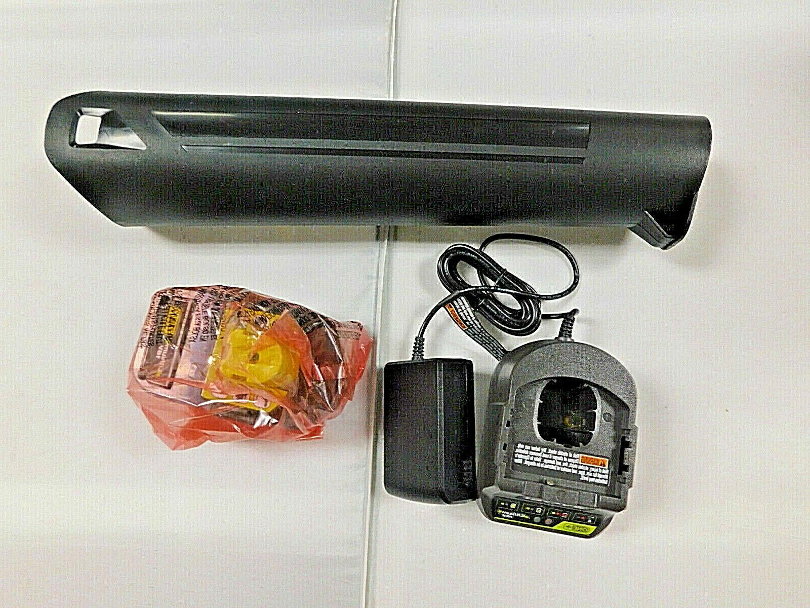18-Volt Lithium-Ion Jet Fan Leaf Blower MPH 280