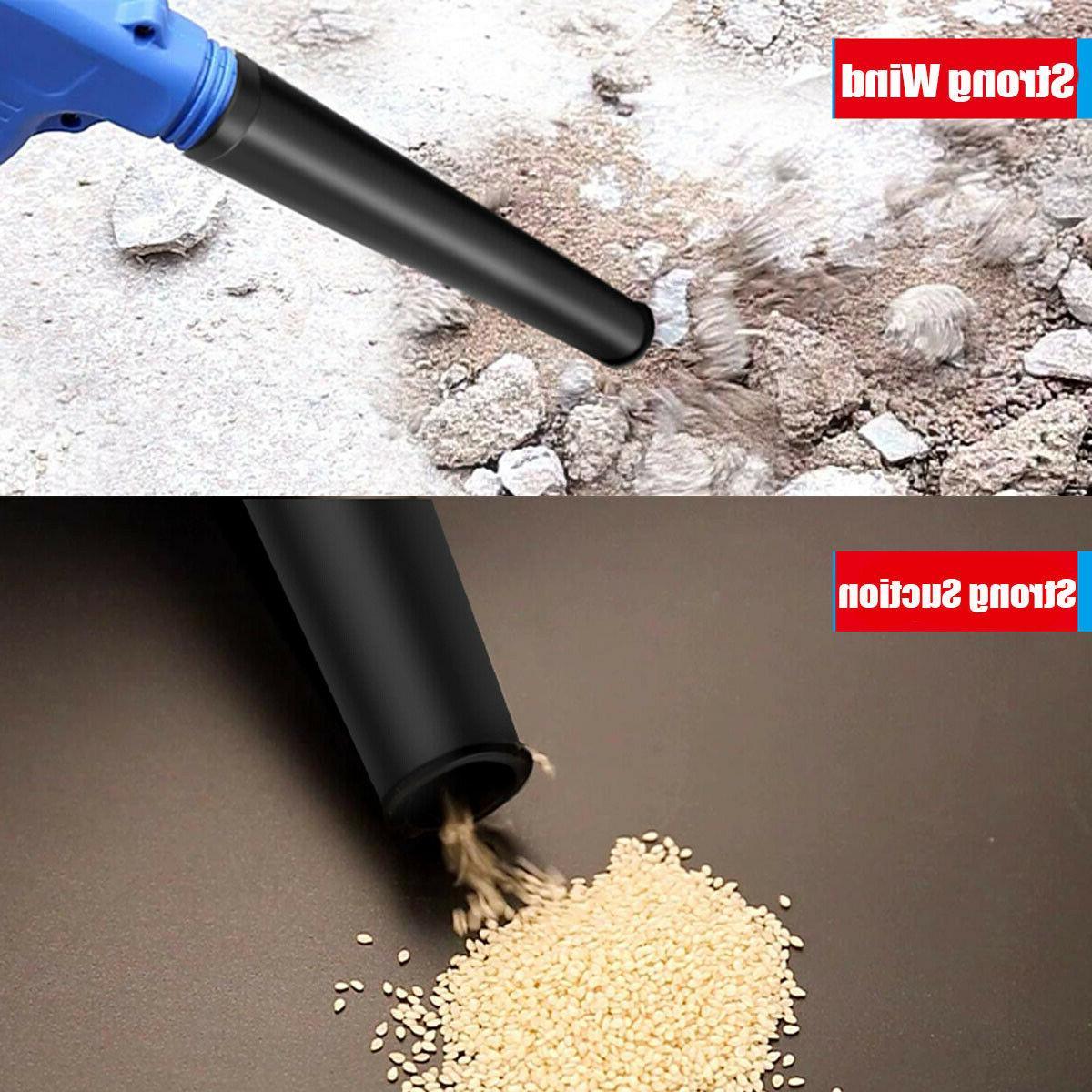 2 Leaf Dust Blower Tool For 18V