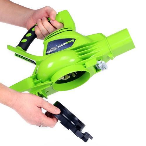 Greenworks G-MAX Variable-Speed