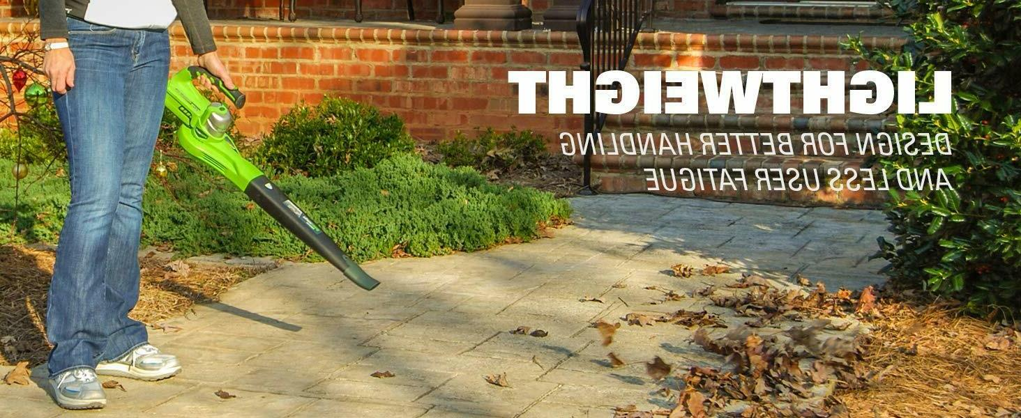 24V Cordless Sweeper With Powered And