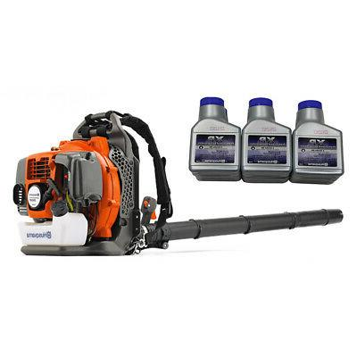 350bt backpack blower gas powered variable speed