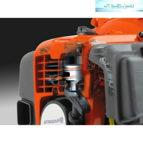 Husqvarna 360BT, 65.6cc Gas 631 MPH