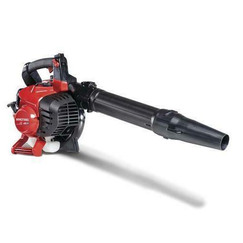 450 27cc Cycle Vacuum Volume Yard Cleaner