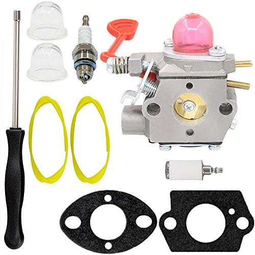 545081855 Carburetor For Weedeater W325 Poulan BVM200VS PP320 P325 Gas Blower US
