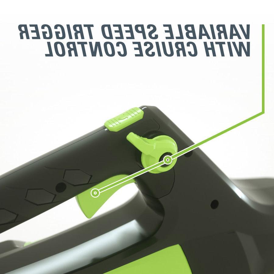 GreenWorks 60-Volt Li-ion Blower Only