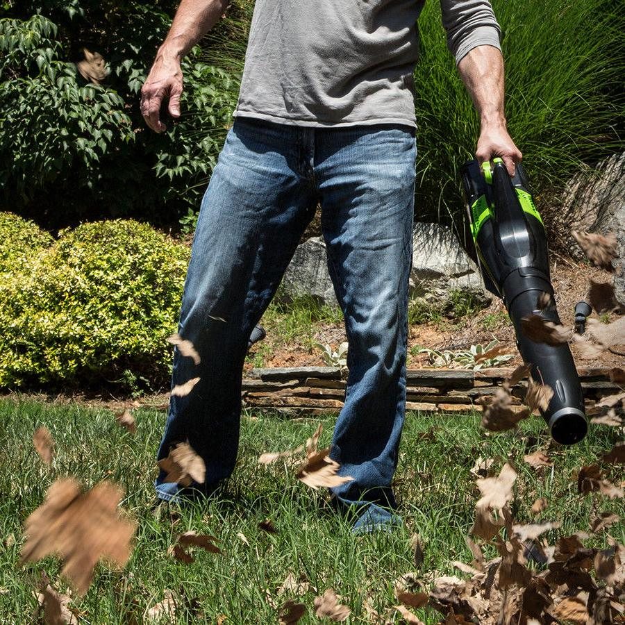 GreenWorks 60V 140-MPH Electric Blower Tool