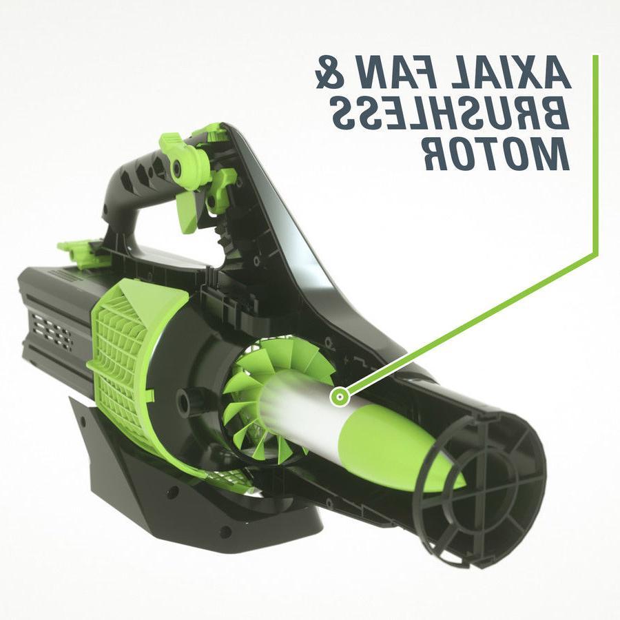 GreenWorks 60-Volt 60V 140-MPH Blower
