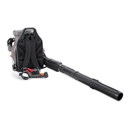 ARKSEN 80CC Backpack Leaf Blower Powerful Stroke Gasoline Lawn Debris Duster Backyard Powered EPA