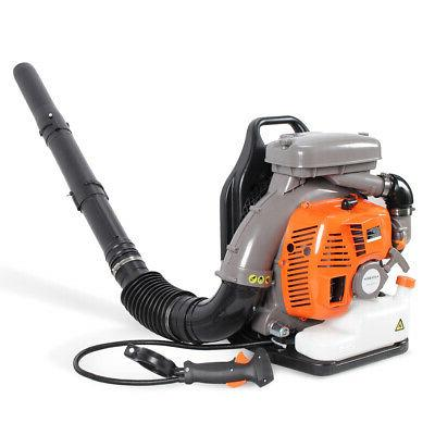 ARKSEN Backpack Blower Duster Backyard Gas Powered
