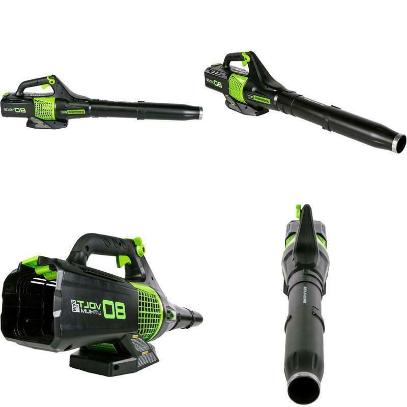 80v pro jet leaf blower nozzle increases