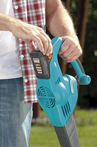9333 cordless leaf blower