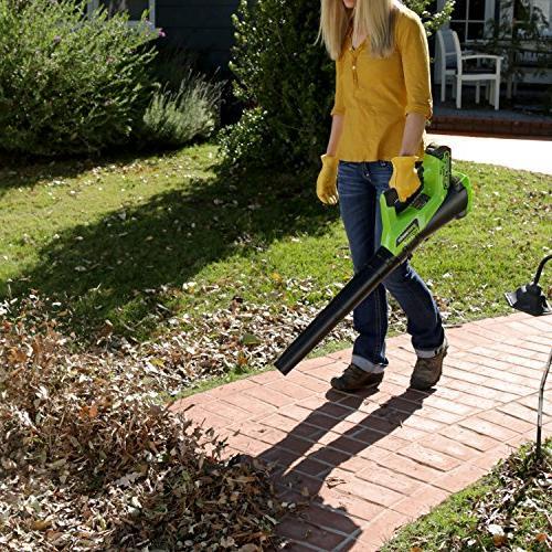 Greenworks 40V - 430 Cordless Brushless