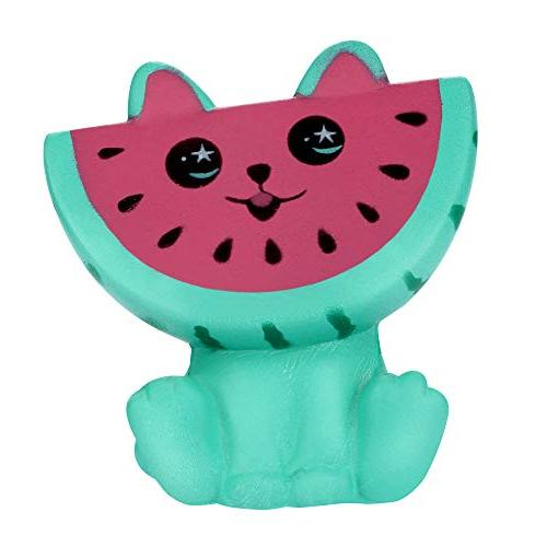 LtrottedJ Kitty Slow Rising Scented Stress Relief