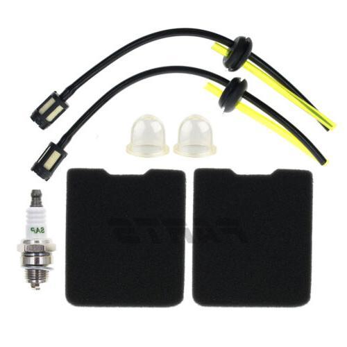 Air Fuel Primer For 145BT 155BT 145BF Leaf Blowers